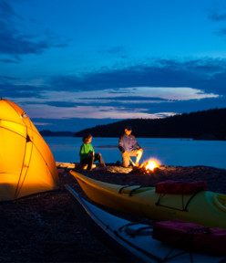 How To Have A Great Camping Trip Thanks To The Preparation
